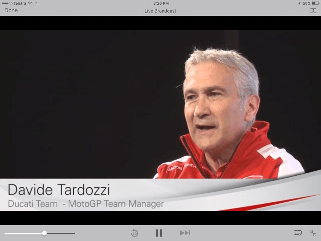 Davide Tardozzi
