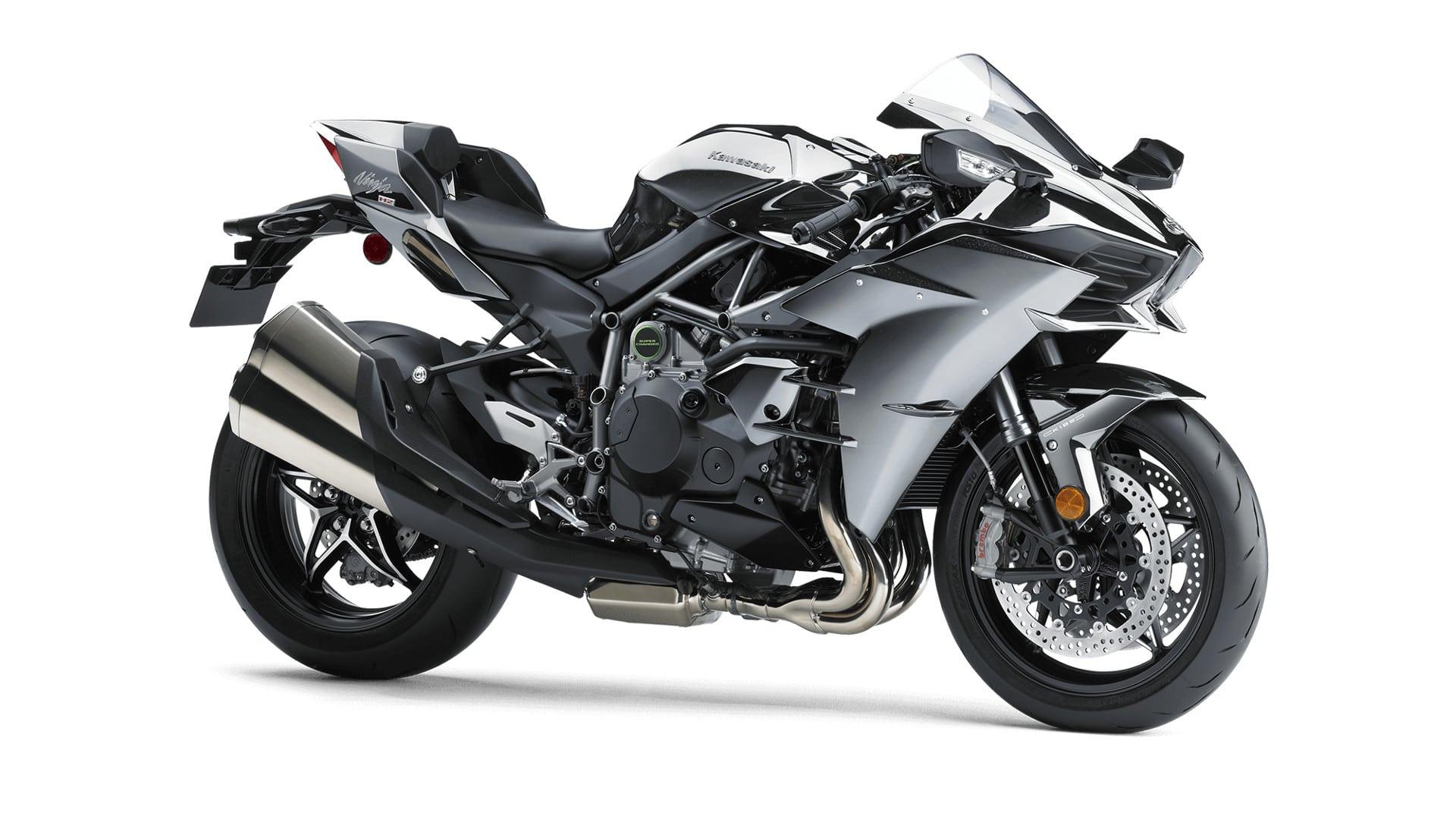 2016 Kawasaki Ninja H2
