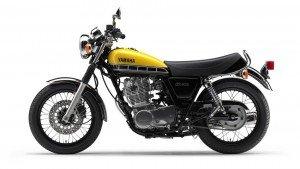 2016 Yamaha SR400 60th Anniversary Edition
