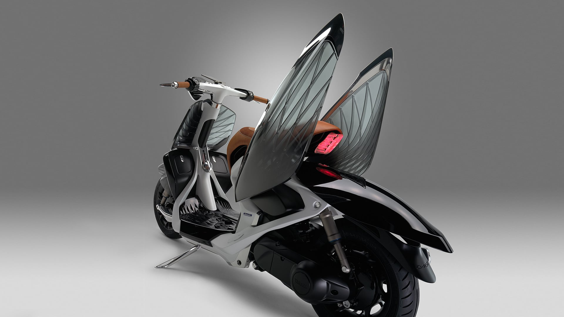 Yamaha 04GEN Scooter Concept