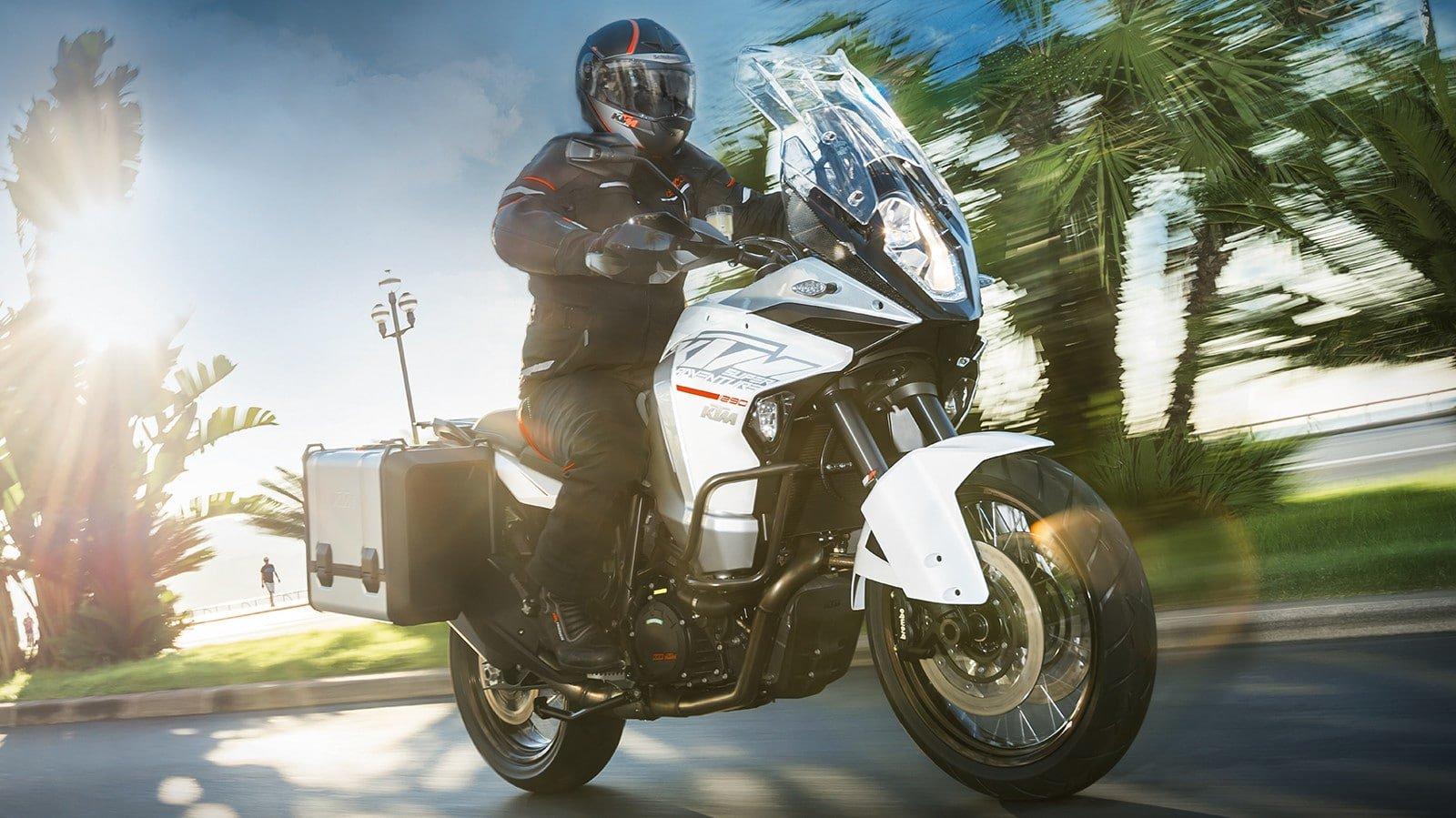 2016 KTM 1290 Super Adventure