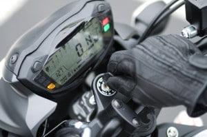 2016 Suzuki SV650 Instruments
