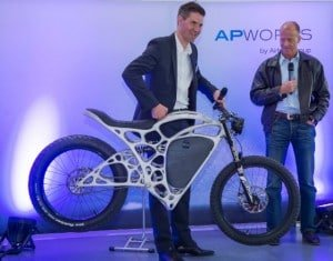 APWorks Light Rider Launch