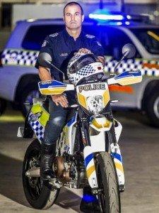Police Officer John Papas