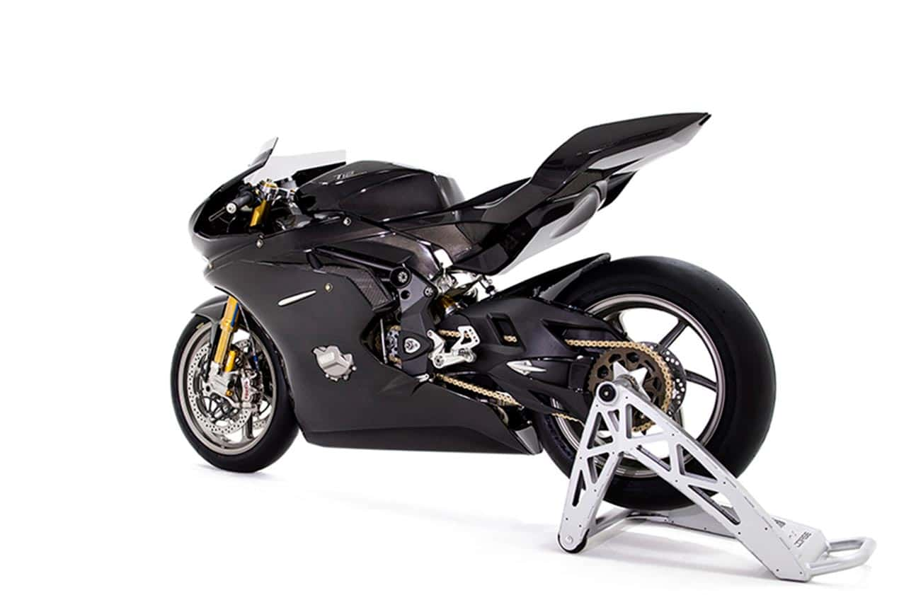 A pure track bike with an expensive price tag - AUD$467,000.
