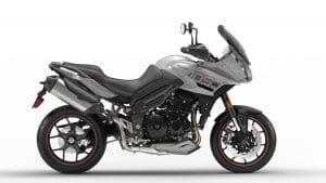 MY16 Tiger Sport Aluminium Silver