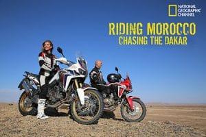 Riding Morocco - Chasing the Dakar Promo
