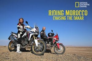 Riding Morocco - Chasing the Dakar