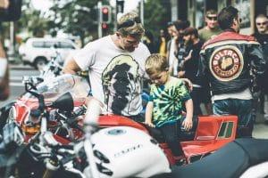 Throttle Roll Street Party