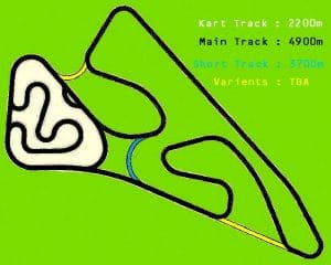 Yerriyong Track Layout