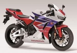 2016 Honda CBR600RR ABS