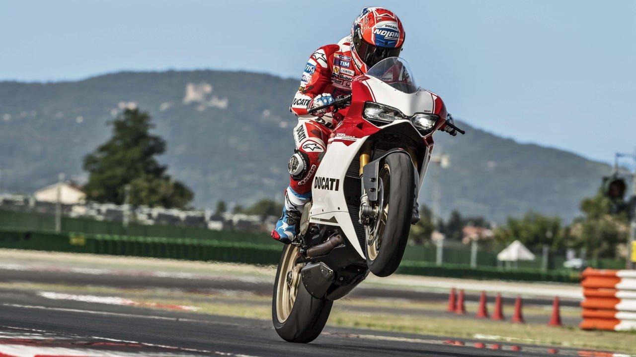 2017 Ducati 1299 Panigale S Anniversario 1
