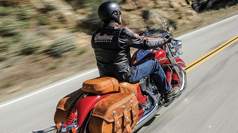 2016 Indian Motorcycles Chief Vintage - Red