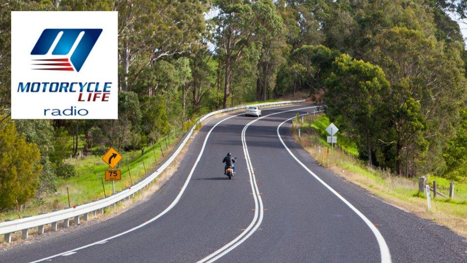Winding Australian Road