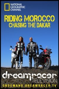 Riding Morocco: Chasing the Dakar