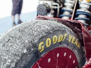 Rocket Streamliner Tyre