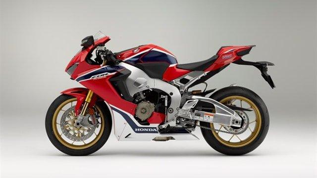 17YM Honda CBR1000RR Fireblade SP