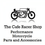 The Cafe Racer Shop logo