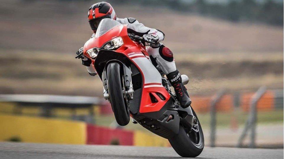 2017 Ducati 1299 Superleggera