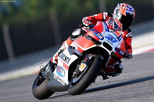 Casey Stoner will do more testing for Ducati in 2017