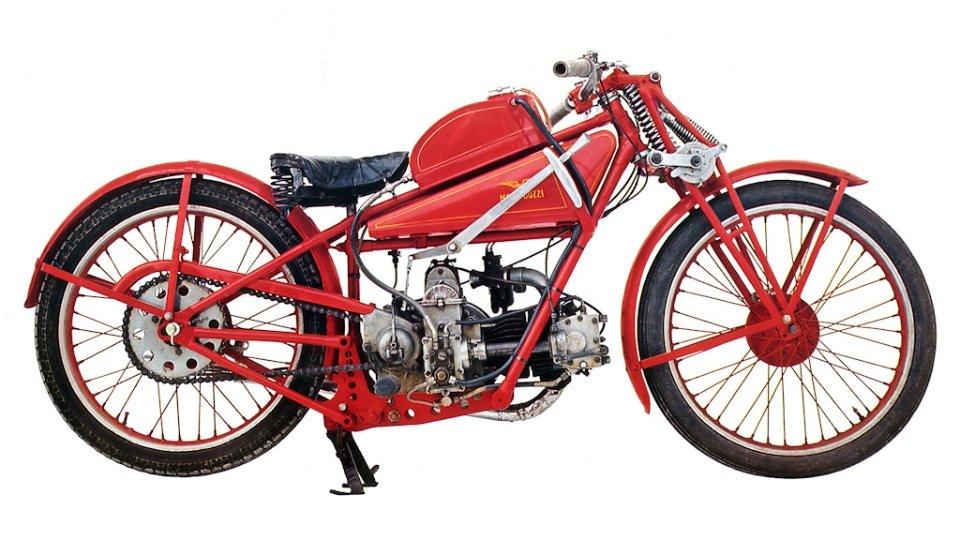 """1939 Moto Guzzi 250 Albatros compressore """"Gerolamo"""""""