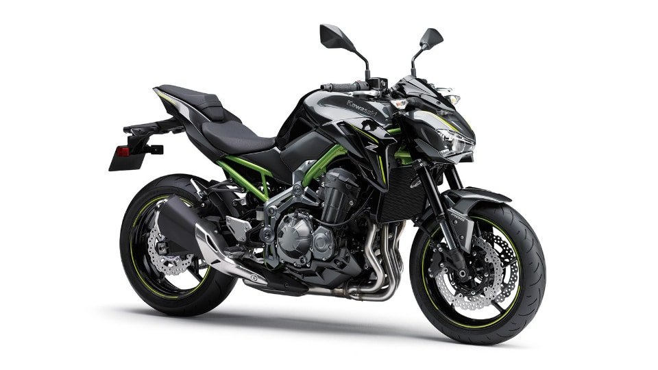 2017 Kawasaki Z900 ABS