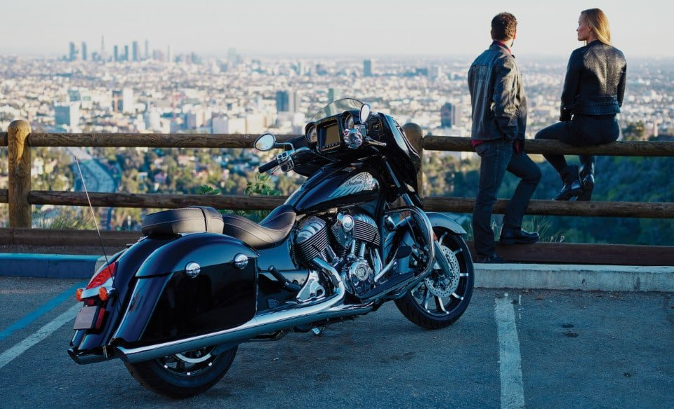 2017 Indian Indian Chieftain Limited