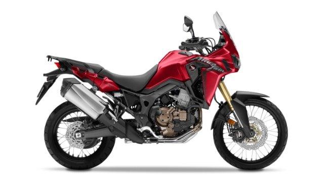 2017 Honda CRF1000L Africa Twin