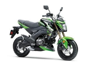 Kawasaki BR125 (Z125 PRO)