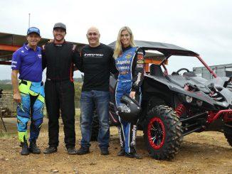 Christophe Barriere-Varju at the Yamaha YXZ1000R launch