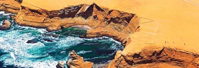 Cliffs, Peru