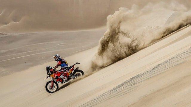 Dakar 2018 Stage 2