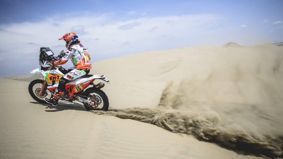 Laia Sanz Dakar 2018