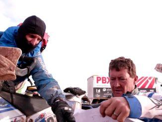 Scott Britnell and Donovan Van De Langenberg