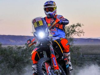 Toby Price KTM
