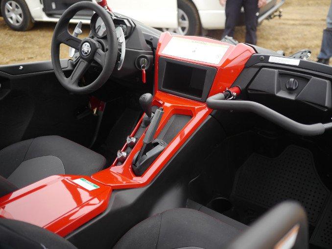 Dakar Success Sparks Interest In Yamaha YXZ1000R SS SE
