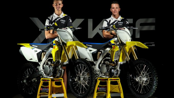 KSF ECSTAR Suzuki Racing Team