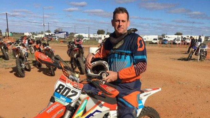 Australian Andrew Houlihan Hellas Rally