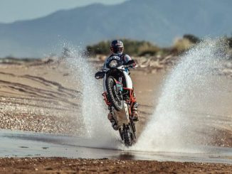 Hellas Rally Raid 2018 day 2