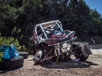 Hellas Rally Raid Greece 2018 day 5