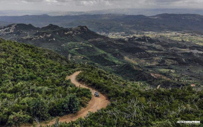 Hellas Rally Raid Greece 2018